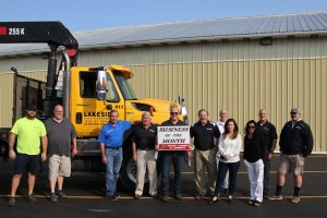 Lakeside Quality Building Products Team